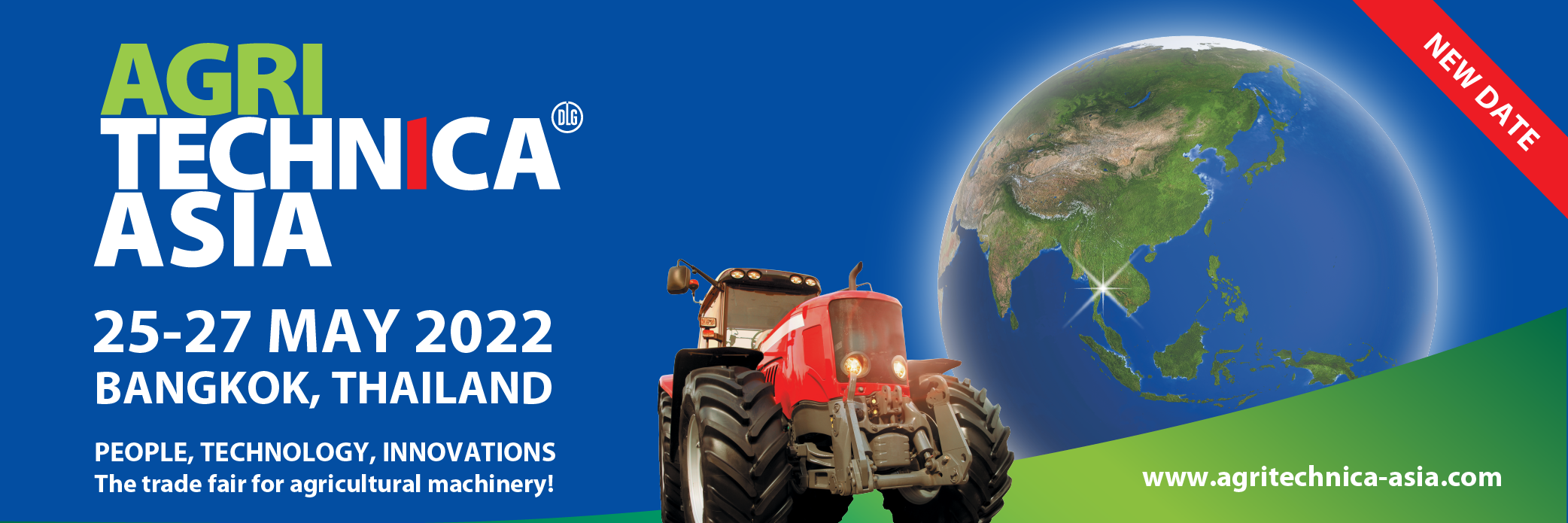 Agritechnica Asia And Horti Asia Event And Trade Fair Program For 2021 2022 Agritechnica Asia